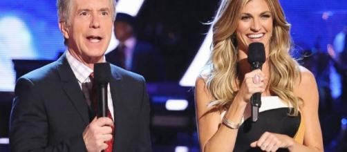 Tom Bergeron and Erin Andrews DWTS Season 25 - Image via ABC