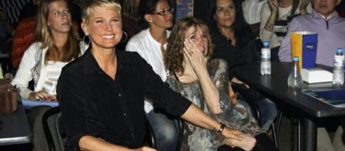 Xuxa e a mãe tinham um excelente relacionamento