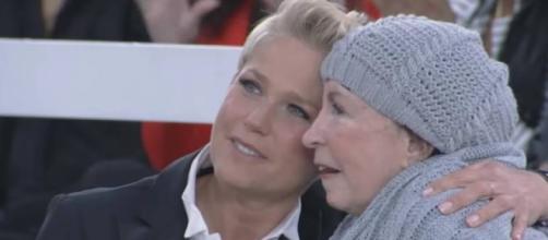 Xuxa revela que o melhor para a mãe neste momento seria a morte
