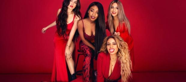 Fifth Harmony después de la marcha de Camila Cabello. (vía - Google)