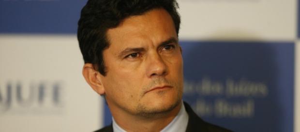 Juiz da Operação Lava Jato, Sérgio Moro.