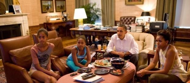 Malia Obama US Embassy via Flickr