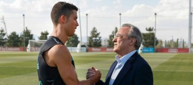 Real Madrid: Le cas Ronaldo a rendu fou Pérez!