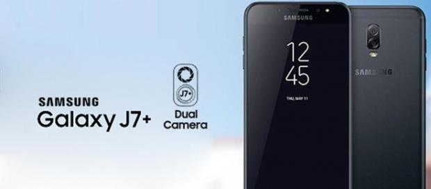 Samsung Galaxy J7+ with dual cameras, Bixby AI assistant leaked Photo Credit: techsemut.com