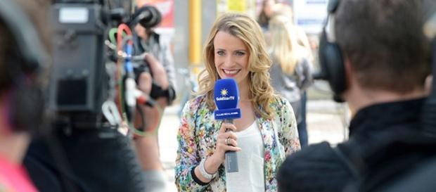 """Sonja Weissensteiner moderiert noch """"Schlager & Co."""", ein sehr beliebtes Format auf GoldStar TV / Foto: Mainstream Media AG"""