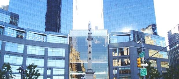 Statuia lui Cristofor Columb din New York ar putea fi demolată - Foto: Wikimedia Creative Commons