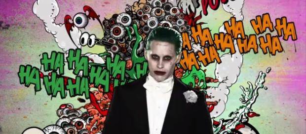 Suicide Squad - Joker [HD] - YouTube/Warner Bros. Pictures