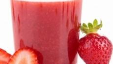 Suco detox de morango: receita e benefícios