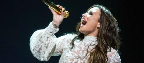 Demi Lovato / Photo via Ralph Arvesen, Wikimedia