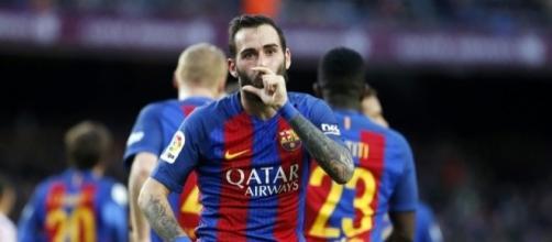 Aleix Vidal, potrebbe trasferirsi alla Juventus