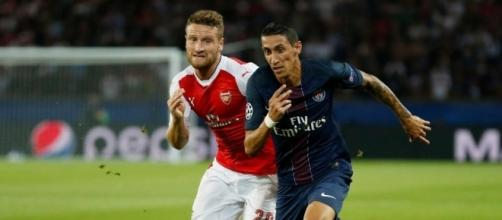 Arsenal v PSG player ratings: L'Equipe give Mustafi 2 out of 10 - 101greatgoals.com