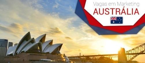 Austrália está selecionando profissionais de Marketing