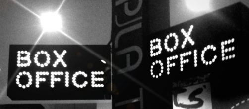 Box office [Image by thechannelc | Flickr | Cropped | CC BY 2.0 ]