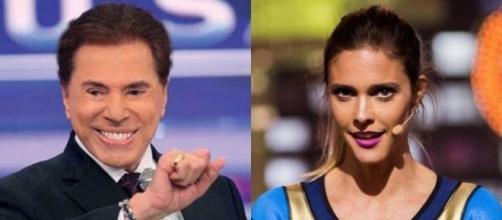 Caso Silvio Santos e Fernanda Lima ganha nova roupagem