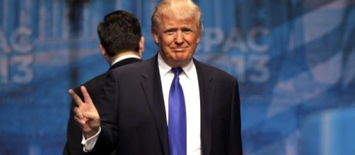 Donald trump - wikipedia commons