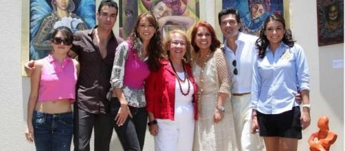 Elenco da telenovela Sortilégio