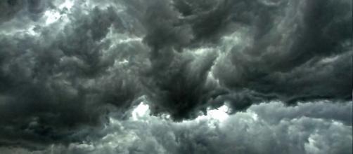 Emotions. Thunderstorm. Image via Pixabay