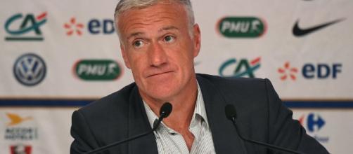 En direct - équipe de France : la conférence de presse de Didier ... - bfmtv.com