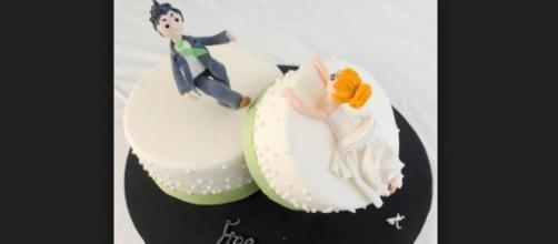 Famosa ficou surpresa com o fim de seu casamento. (Foto internet)