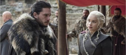 Juego de Tronos: Lo que no viste del Dragón y el Lobo
