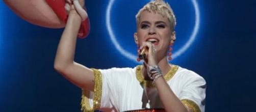 Katy Perry / Photo via MTV, YouTube