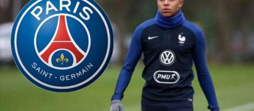 Kylian Mbappé rejoint le PSG pour un montant record !