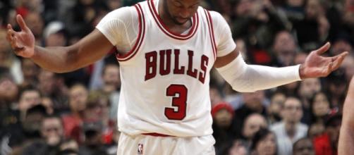 Los Bulls de Chicago quieren comprar el contrato de Dwyane Wade y él podrá firmar con otro equipo una vez que todo haya terminado.