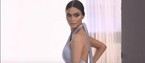 Miss Universe Pia Wurtzbach (Image credit: YouTube/Miss Universe)
