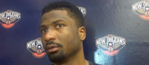 New Orleans Pelicans forward Solomon Hill is sidelined for six to eight months -- NOLA.com via YouTube