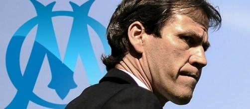 Rudi Garcia critiqué pour ses choix contre Monaco (image via sports.fr)
