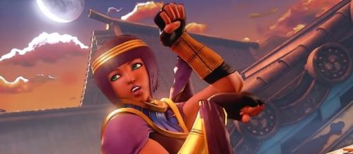 Street Fighter V Menat Daigo Umehara (Street Fighter/YouTube Screenshot) https://www.youtube.com/watch?v=DDs6wqCZs3c
