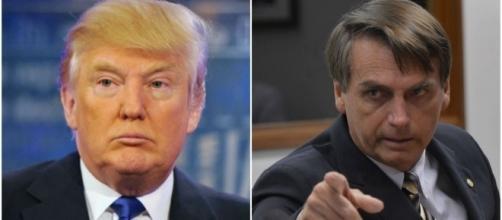 Trump e Bolsonaro, será que ambos são realmente parecidos?