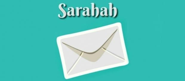 BEWARE! Honesty App Sarahah is stealing user data and uploading your contacts(What Is Going On/YouTube Screenshot)