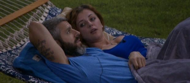 'Big Brother 19' Matt Cline and Raven Walton ** used w/ permission CBS