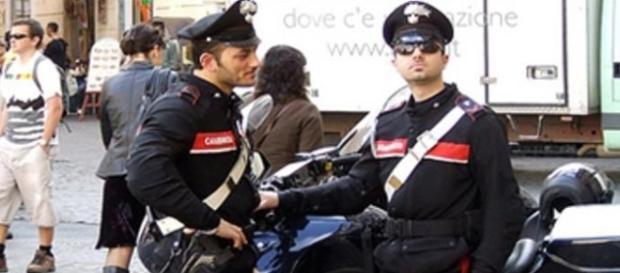 carabinierii din rimini in alerta