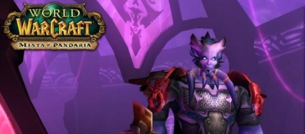 Draenei Enhancement Shaman, Word of Warcraft