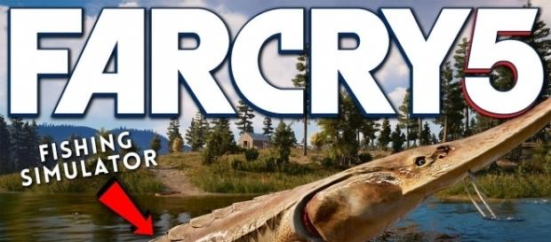 'Far Cry 5' gameplay walk through reveals tractor can be used for killing spree(Westie/YouTube Screenshot)