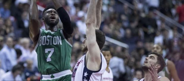 Galen Brown of the Boston Celtics (Image Credit - Keith Allison/Flickr)