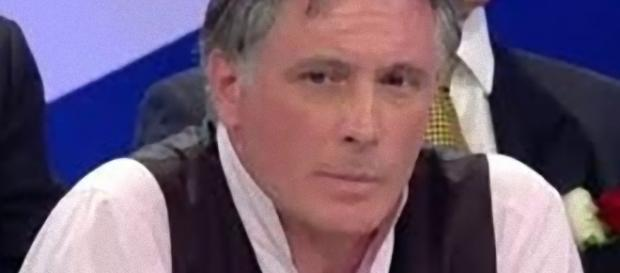 Giorgio Manetti deluso sui social.