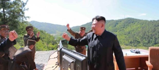 La Corée du Nord provoque le Japon