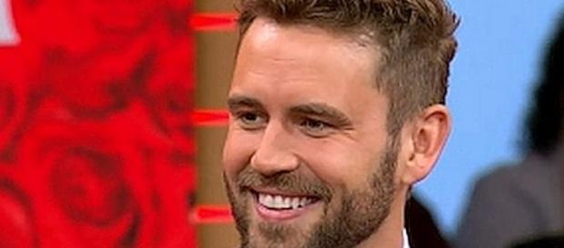 Nick Viall speaks out after split from Vanessa Grimaldi [Image: Good Morning America/YouTube screenshot]