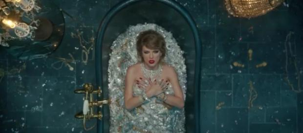 Taylor Swift's new music video - VEVO Youtube Channel