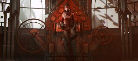 """Billie Lurk has a few Contracts to complete when """"Death of the Outsider"""" arrives next month. (Gamespot/Bethesda)"""