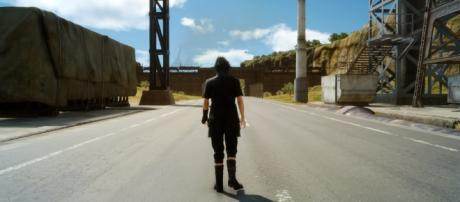 """Final Fantasy XV"" (via flickr - Videogame Photography)"
