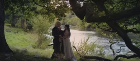 Rhaegar and Lyanna flashback / Photo via Marta, www.youtube.com