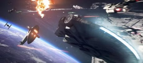 'Star Wars: Battlefront 2' pre-alpha build looks amazing at 1080p at 60fps on PS4 Pro. Electronic Arts/YouTube