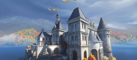 The latest 'Overwatch' map. (image source: YouTube/CryBox7)