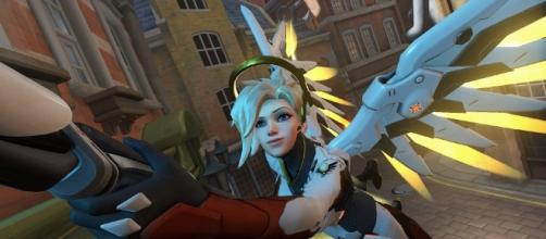 "Blizzard removed Mercy's ultimate Resurrect and replaced it with a new one in ""Overwatch"" (via YouTube/PlayOverwatch)"