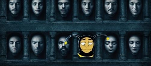Bumble Bee Man in Game of Thrones