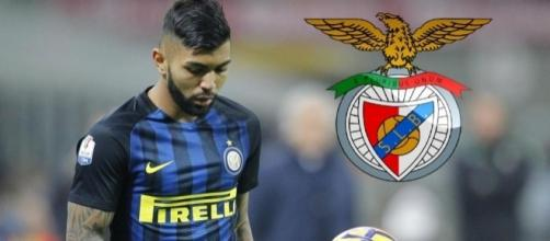 Calciomercato Inter: Gabigol va al Benfica